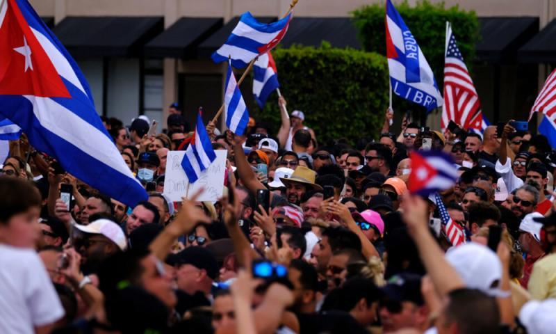 Nouvelle révolution de couleur à Cuba?
