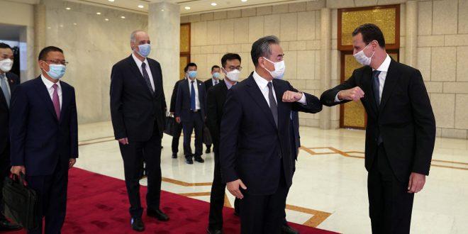 Syrie: la Chine passe à l'action