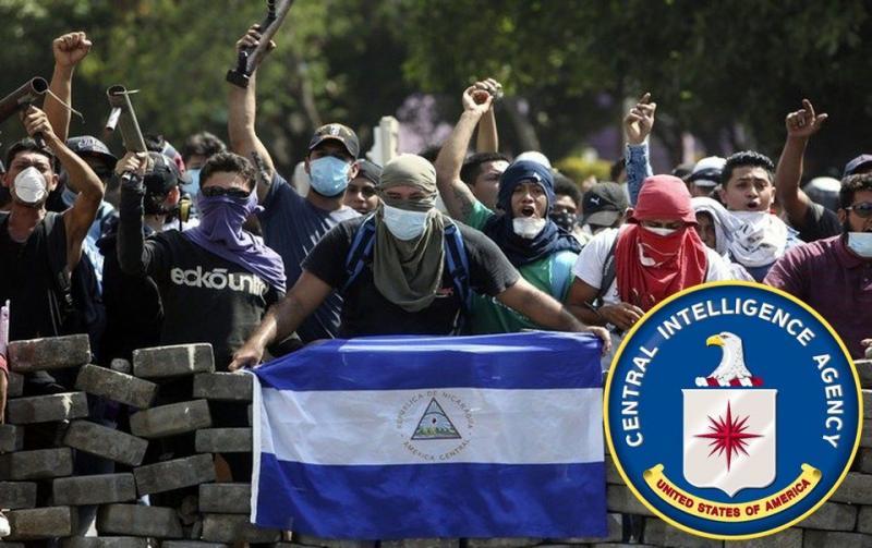 Nicaragua ou le rêve US de faire tomber le président Ortega