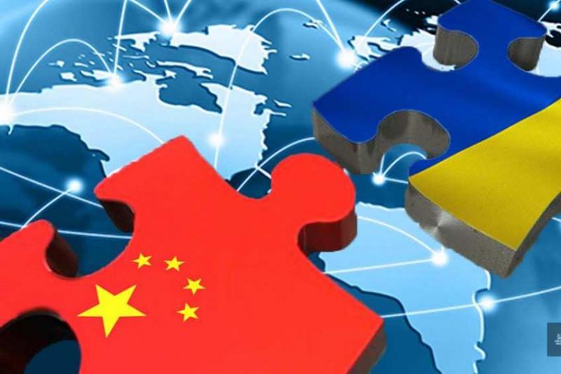 Kiev tourne le dos à l'Occident au profit de la Chine