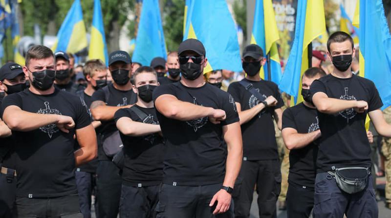 La glorification du nazisme en Ukraine passe au niveau supérieur