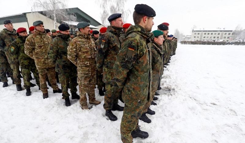 Les soldats d'extrême droite constituent une menace pour la Lituanie